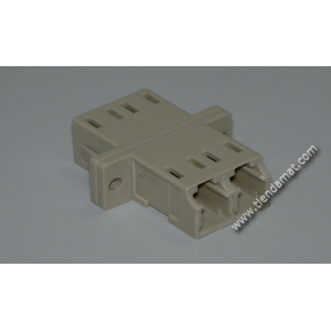 Adaptador MM Duplex LC-LC